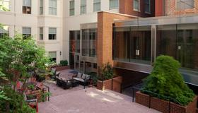 Morrison Clark Hotel - Washington D. C. - Edificio