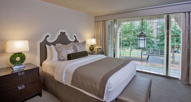 Morrison Clark Hotel - Washington - Bedroom