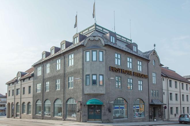 First Hotel Breiseth - Lillehammer - Building