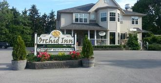 Orchid Inn And Ginger Restaurant - Niagara-on-the-Lake - Building