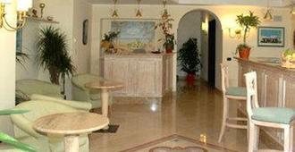 Hotel La Pergola - Amalfi - Hành lang