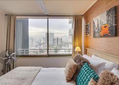 Altos Alameda apartments - Santiago'dan - Yatak Odası