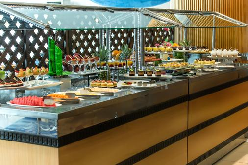 Hotel Holiday International - Sharja - Buffet