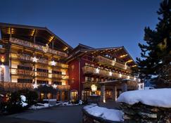 Hotel Kitzhof Mountain Design Resort - Kitzbühel - Building