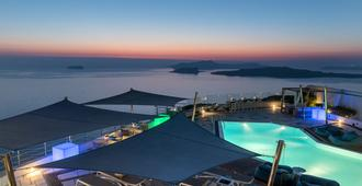 Caldera's Dolphin Suites - Thera - Pool