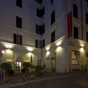 Hotel De Petris - Rooma - Rakennus