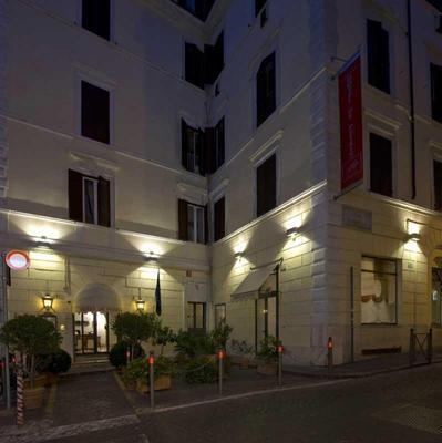 Hotel De Petris - Ρώμη - Κτίριο