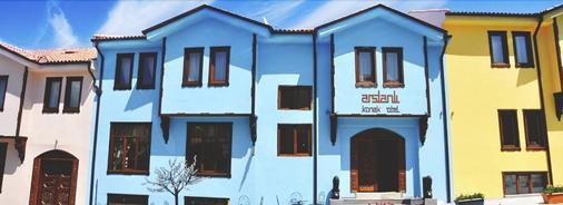 Arslanli Konak Hotel - Εσκισεχίρ - Κτίριο