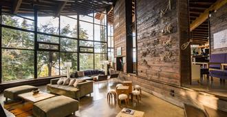 Design Suites Bariloche - San Carlos de Bariloche - Area lounge