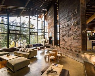 Design Suites Bariloche - San Carlos de Bariloche - Lounge