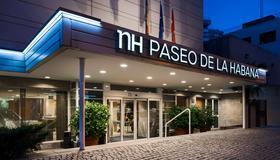 NH Madrid Paseo de la Habana - Madrid - Edificio