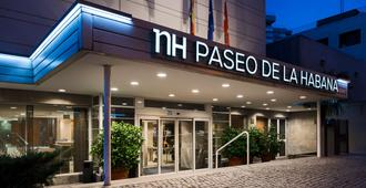 NH Madrid Paseo de la Habana - Madrid - Gebäude