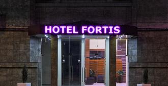 Hotel Fortis - Moscow (Matxcơva) - Cảnh ngoài trời