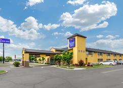 Sleep Inn Ogden near Event Center - Ogden - Building
