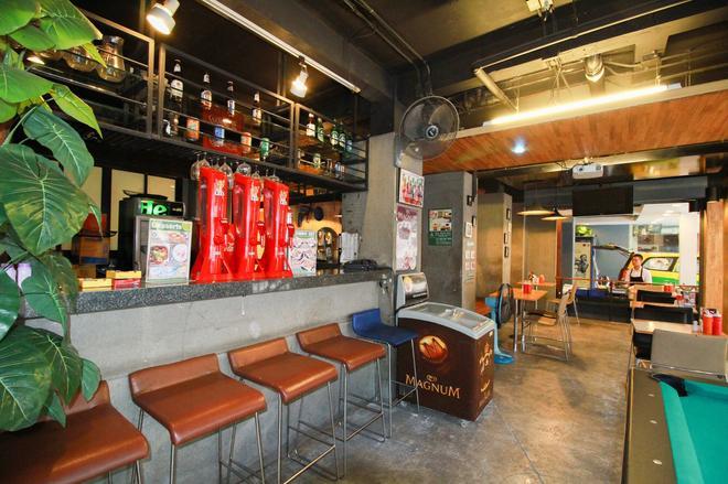 Ten Stars Inn - Bangkok - Bar