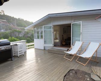 Soltvedts Cabin - Bjønnes - Porsgrunn - Patio