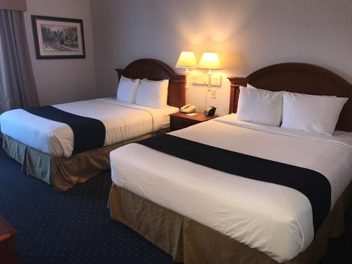 SureStay Plus Hotel by Best Western Billings - Billings - Bedroom