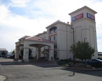 SureStay Plus Hotel by Best Western Billings - Billings - Building