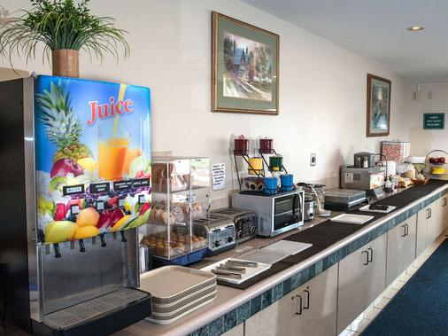 SureStay Plus Hotel by Best Western Billings - Billings - Buffet