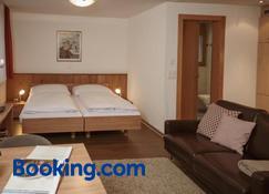 Haus Mischabel - Zermatt - Bedroom