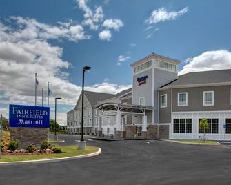 Fairfield Inn and Suites by Marriott Cape Cod Hyannis - Hyannis - Building