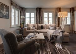 Hotel Hafen Flensburg - Flensburgo - Sala de estar