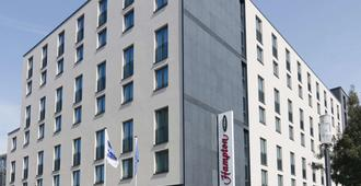 Hampton by Hilton Frankfurt City Centre Messe - Frankfurt am Main - Bygning