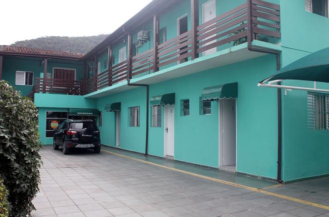 Hotel Vitoria Caragua - Caraguatatuba - Gebäude