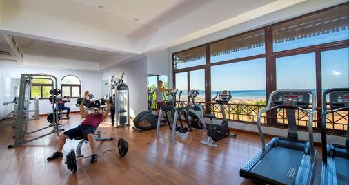 Stella DI Mare Beach Resort & Spa - Makadi Bay - Makadi Bay - Gym