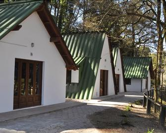 Bungalows Termas de Melgaço - Melgaço - Gebäude