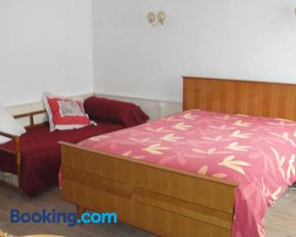Appartement des Vieilles Halles - Fère-en-Tardenois - Slaapkamer