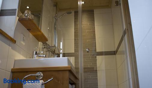 Pension Gerstenbrand - Fischbachau - Bathroom