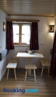 Pension Gerstenbrand - Fischbachau - Living room