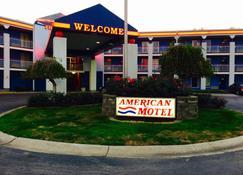 American Motel Kansas City, Kansas - Kansas City - Edifício