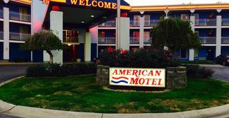 American Motel Kansas City, Kansas - Kansas City - Edificio