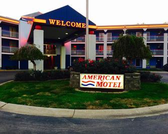 American Motel Kansas City, Kansas - Kansas City - Building