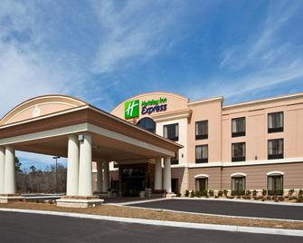 Holiday Inn Express Hotel & Suites Perry - Perry - Edificio