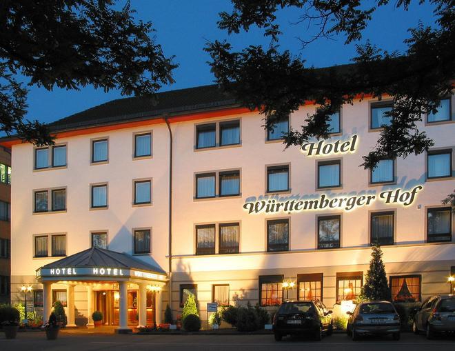 Hotel Württemberger Hof - Reutlingen - Building