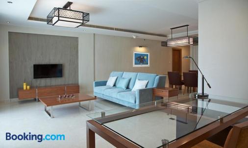 Millennium Executive Apartments Muscat - Μουσκάτ - Σαλόνι