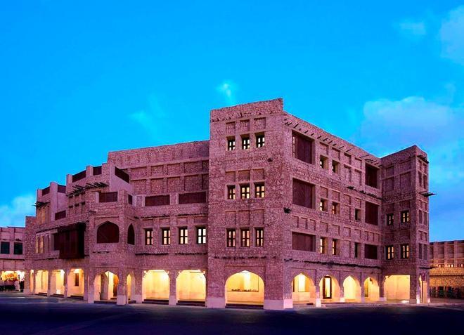 Souq Waqif Boutique Hotels by Tivoli - Doha - Building