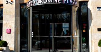 Crowne Plaza Berlin - Potsdamer Platz - Berlín - Vista del exterior