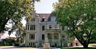 Schlosshotel Zum Markgrafen - Quedlinburg - Gebäude