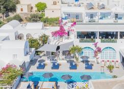 Aressana Spa Hotel and Suites - Fira