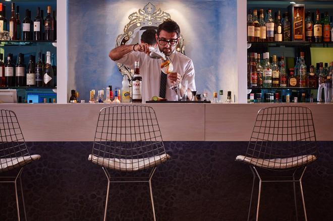 Aressana Hotel and Suites Φηρά - Σαντορίνη - Bar