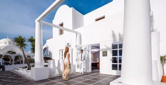 Aressana Spa Hotel and Suites - Thera - Gebouw
