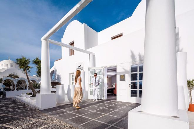 Aressana Hotel and Suites Φηρά - Σαντορίνη - Κτίριο
