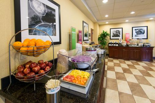 Hampton Inn & Suites Fort Myers-Colonial Blvd. - Fort Myers - Buffet