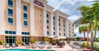 Hampton Inn & Suites Fort Myers-Colonial Blvd. - Fort Myers - Κτίριο