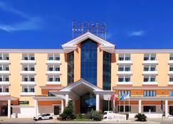 Hotel Riviera - Лиссабон - Здание