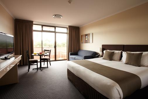 阿德萊德艾美公寓式酒店 - 北阿德雷得 - 阿德雷德 - 臥室
